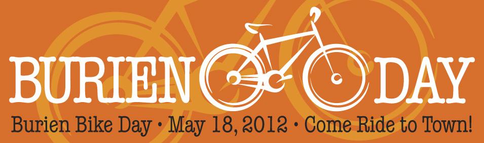 WABI Burien - Burien Bike Day Logo - Wide, JPG, RGB
