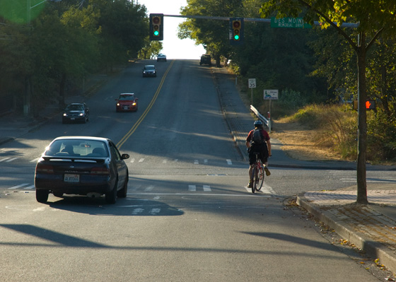 Volunteers needed for October statewide Pedestrian and Bicyclist Count 1