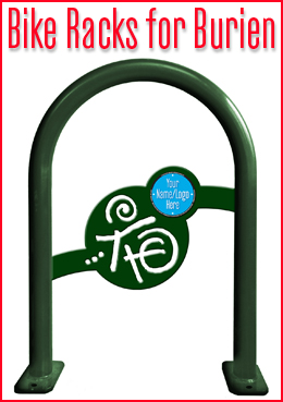 Bike Racks for Burien