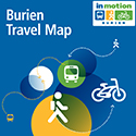 Burien In Motion Travel Map