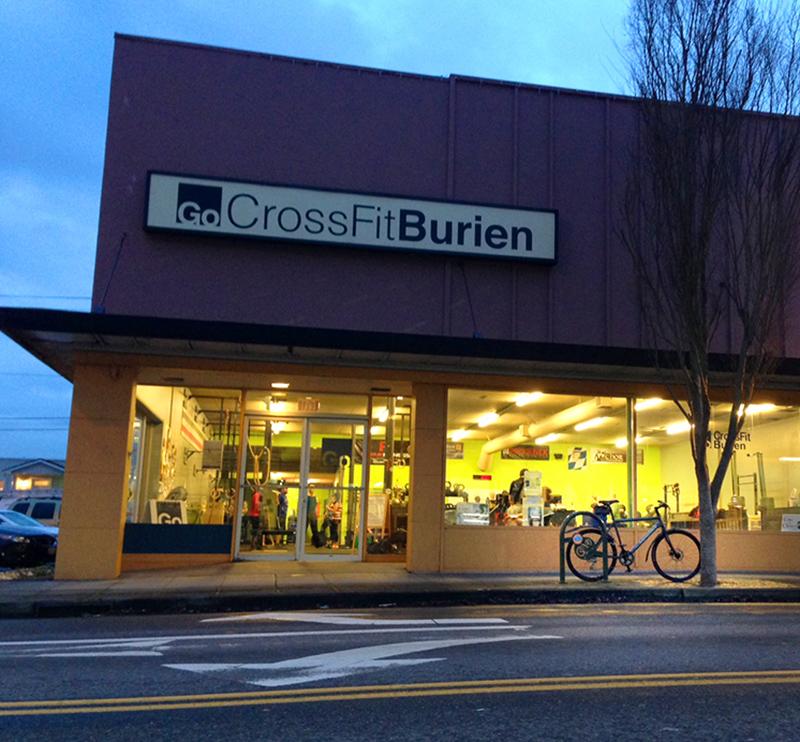 WABI Burien's Downtown Burien Bike Rack project wraps up 11