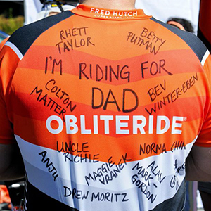 Obliteride-Riding for Dad