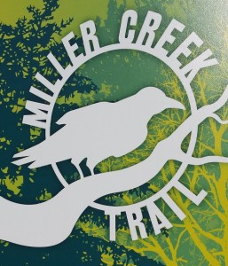Miller Creek sign