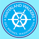 Des Moines Waterland Walkers Logo
